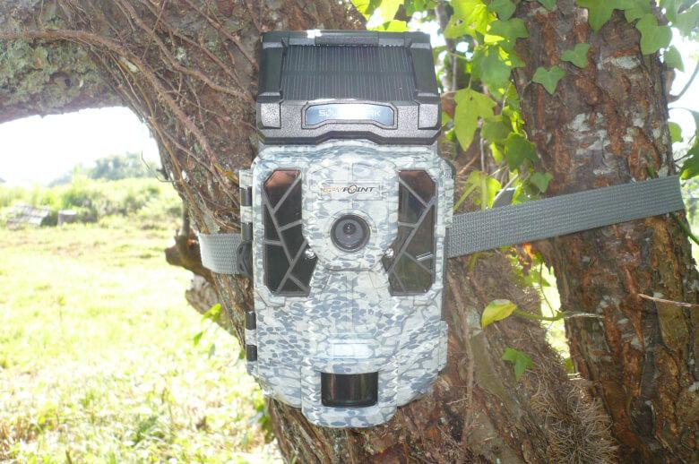 カメラ設置