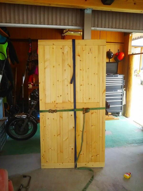 木製ドアをDIYで作る
